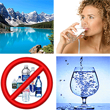 Alkaline For Optimal Health - Water Facts - The Importance of Body pH and Hydration
