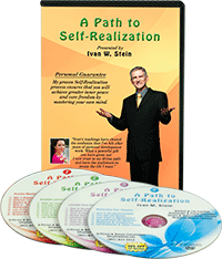 Ivan Stein Path to Self-Realization 4-DVD Video Set